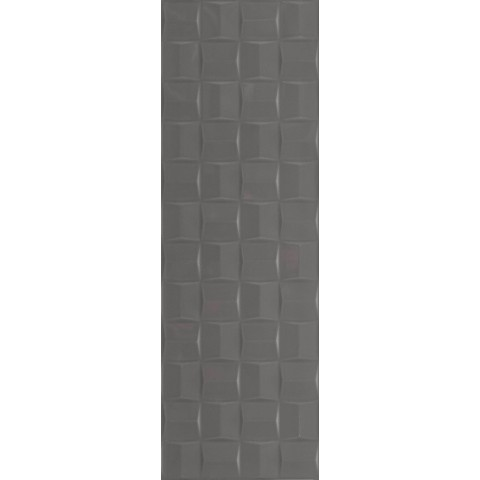 POTTERY SLATE STRUTT. CUBE 3D 25X76 MARAZZI