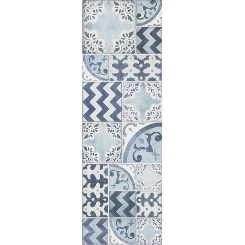 POTTERY DECORO LIGHT 25X76 MARAZZI