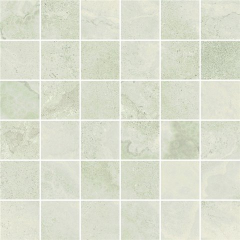 RIALTO BLANC MOSAICO 5X5 SUR FILET 30X30 NATUREL MARINER