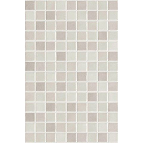NEUTRAL MOSAICO SMOKE 25X38