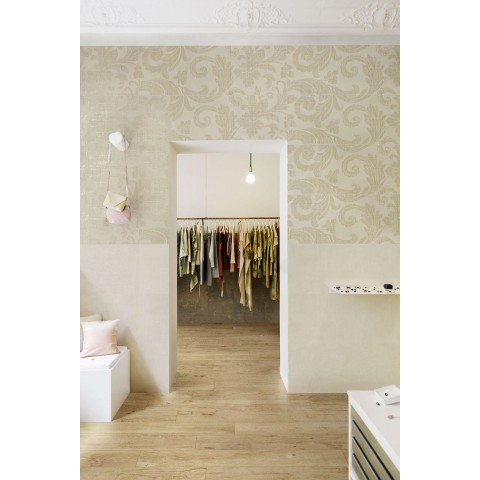 FABRIC COTTON 40X120 RECTIFIÉ MARAZZI