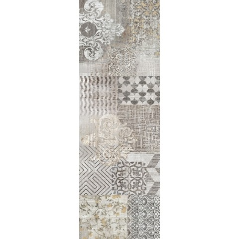 FABRIC DECORO TAILOR COTTON 40X120 RECTIFIÉ MARAZZI