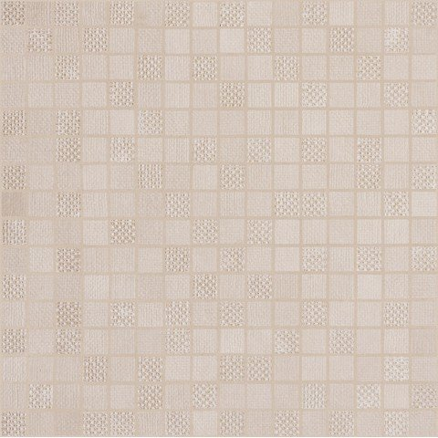 FABRIC COTTON MOSAICO 40X40