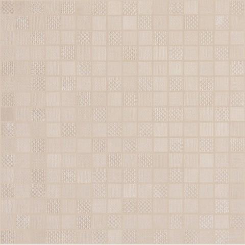 FABRIC LINEN MOSAICO 40X40
