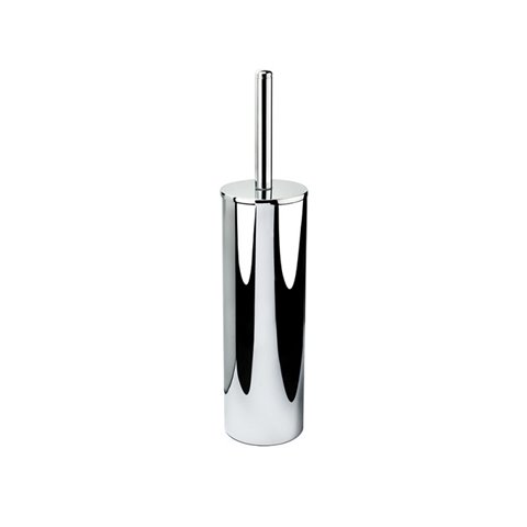 BASIC PORTE BROSSE DE TOILETTE CHROME' COLOMBO DESIGN