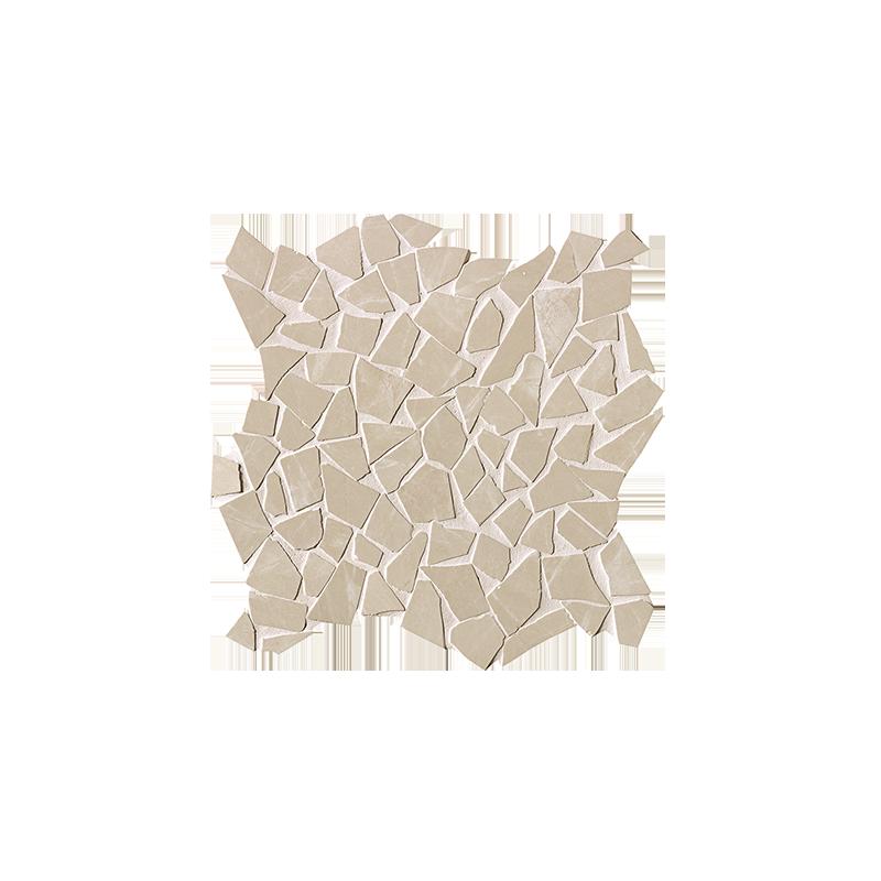 ROMA DIAMOND BEIGE DUNA SCHEGGE GRES MOSAICO 30X30 FAP CERAMICHE