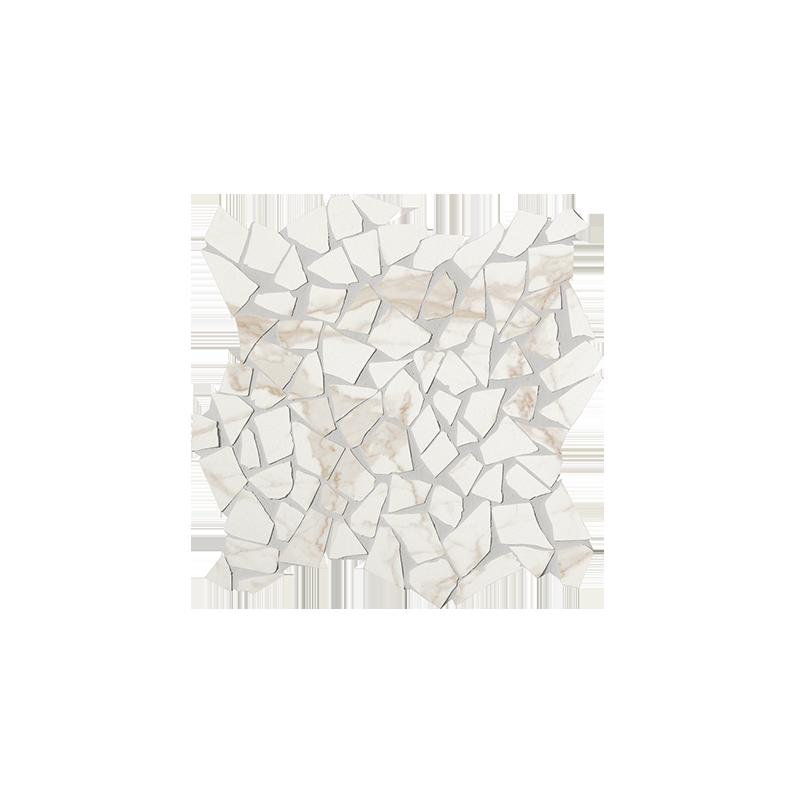 ROMA DIAMOND CALACATTA SCHEGGE GRES MOSAICO 30X30 FAP CERAMICHE