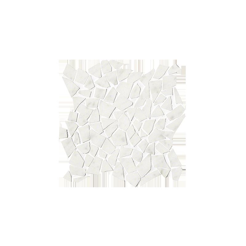 ROMA DIAMOND CARRARA SCHEGGE GRES MOSAICO 30X30 FAP CERAMICHE