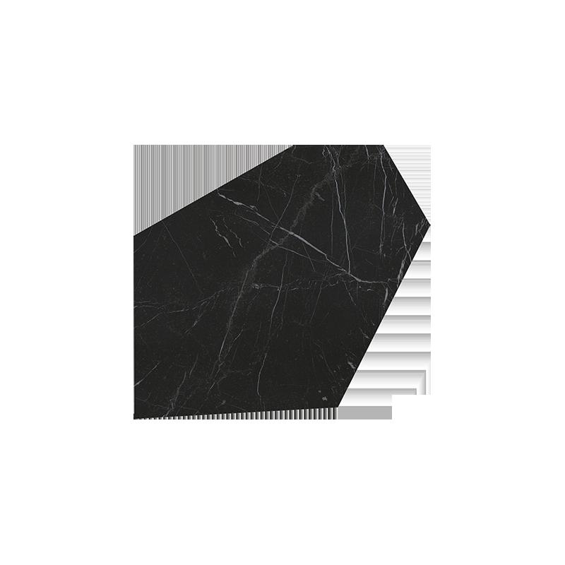 ROMA DIAMOND CALEIDO NERO REALE BRILL. 37X52 RECTIFIÉ FAP CERAMICHE