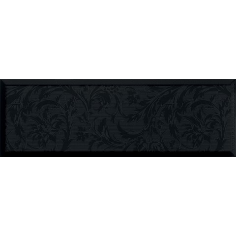 SOLID GOLD MIX PATCHWORK BLACK 20X60 VERSACE GARDENIA