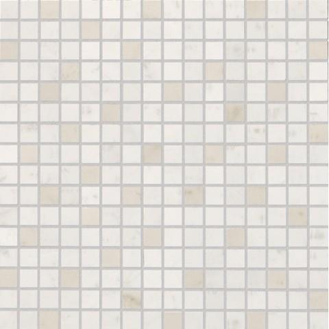 ROMA DIAMOND CARRARA BRILLANTE MOSAICO 30.5X30.5 FAP CERAMICHE