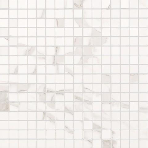 ROMA DIAMOND STATUARIO BRILLANTE MOSAICO 30.5X30.5 FAP CERAMICHE