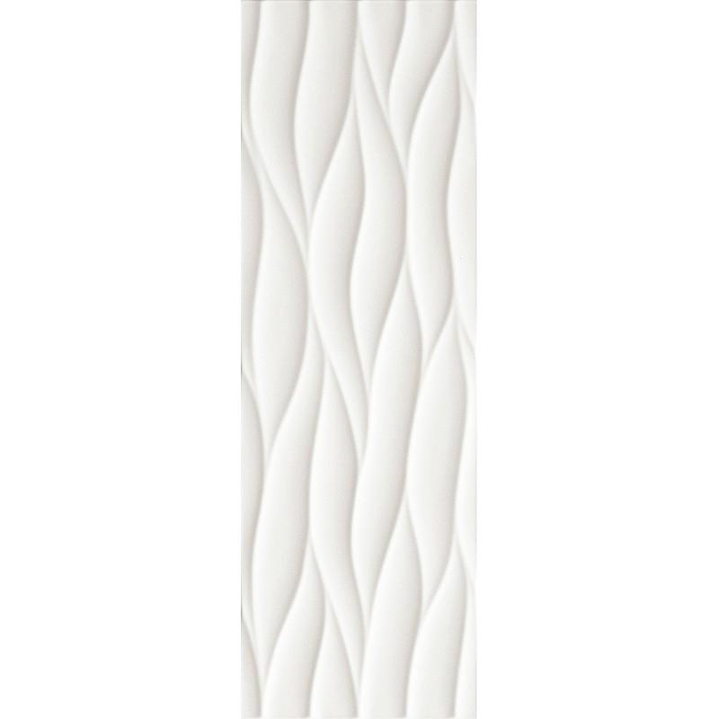 LUMINA 75 CURVE WHITE MATT 25X75 FAP CERAMICHE