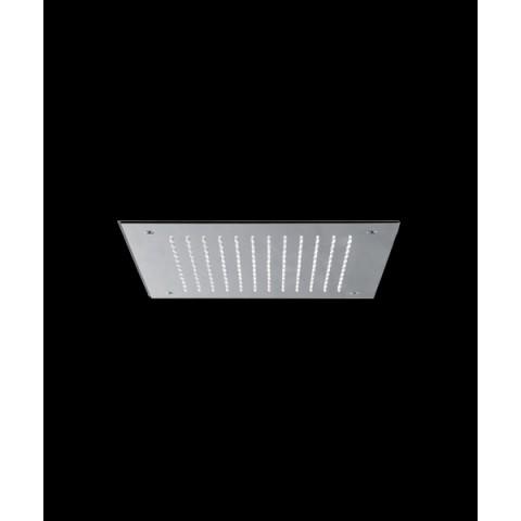 WELLNESS POMMEAUX DE DOUCHE PLAFOND A ENCASTRER 43x43 ITALMIX