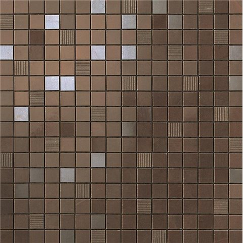 MARVEL BRONZE LUXURY MOSAIC 30.5X30.5 ATLAS CONCORDE