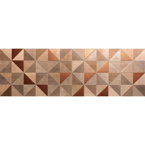COLOR NOW TANGRAM RAME INSERTO 30.5X91.5 RECTIFIÉ FAP CERAMICHE