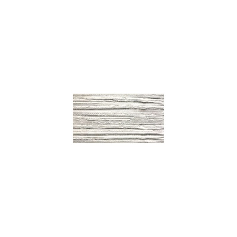 DESERT GROOVE WHITE 30.5X56 RECTIFIÉ FAP CERAMICHE
