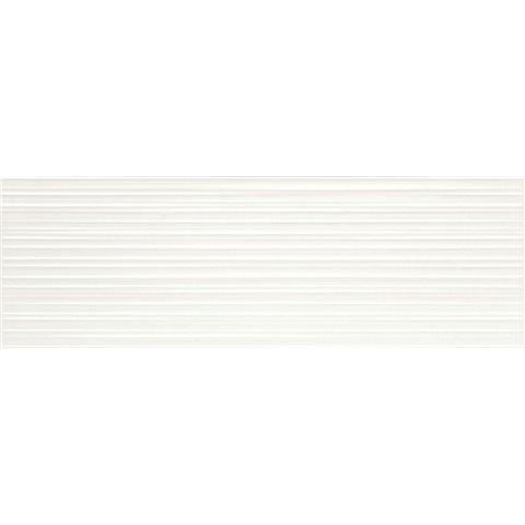 ABSOLUTE WHITE STRUTT. FIBER 3D SATINATO 25X76 MARAZZI