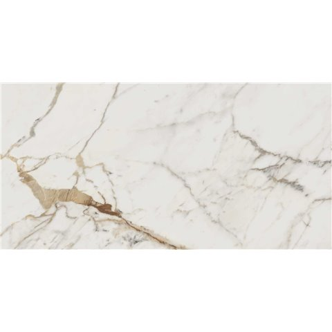 ALLMARBLE GOLDEN WHITE LUX 75X150 RECT MARAZZI
