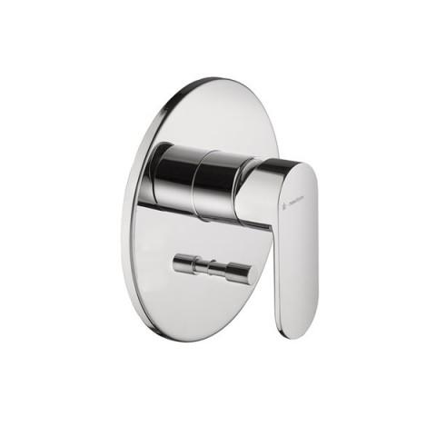 EXTRO Mitigeur monocommande intégré pour bain/douche