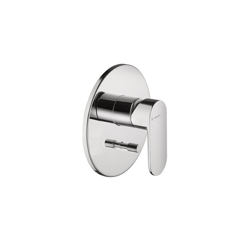 EXTRO Mitigeur monocommande intégré pour bain/douche NEWFORM