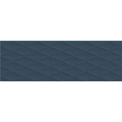 ECLETTICA BLUE DÉCORÉ DIAMOND 3D 40X120 RECT. MARAZZI