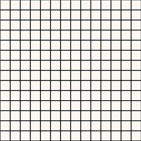 ECLETTICA WHITE MOSAÏQUE 40X40 MARAZZI