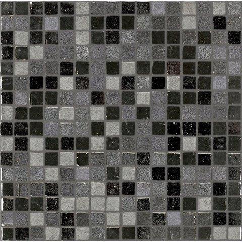 MINERAL MOSAÏQUE BLACK-IRON 30X30 MARAZZI
