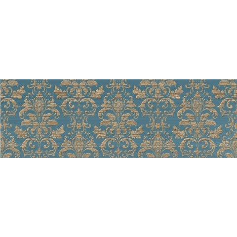 GLOW INSERTO EMPIRE BLUE 33X100 PAUL CERAMICHE