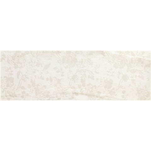 EVOLUTIONMARBLE ONICE DECORO RAMAGE 32,5X97,7 MARAZZI