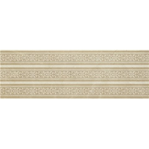 EVOLUTIONMARBLE GOLDEN CREAM DECORO BOISERIE 32,5X97,7 MARAZZI