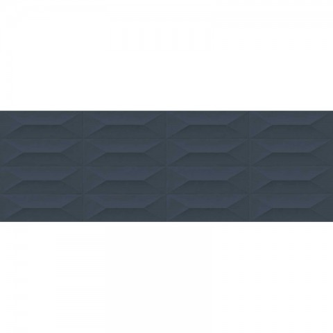 COLORPLAY BLUE STRUCTURE CABOCHON 3D 30X90 MARAZZI