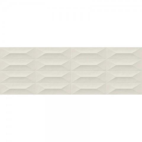 COLORPLAY CREAM STRUCTURE CABOCHON 3D 30X90 MARAZZI