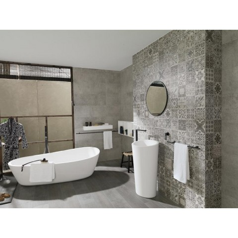 ANTIQUE GREY 31.6X90 RECTIFIÉ PORCELANOSA