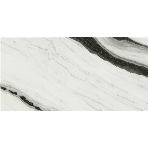 LUX EXPERIENCE PANDA WHITE POLI 80X160 ép. 9 IMPRONTA ITALGRANITI