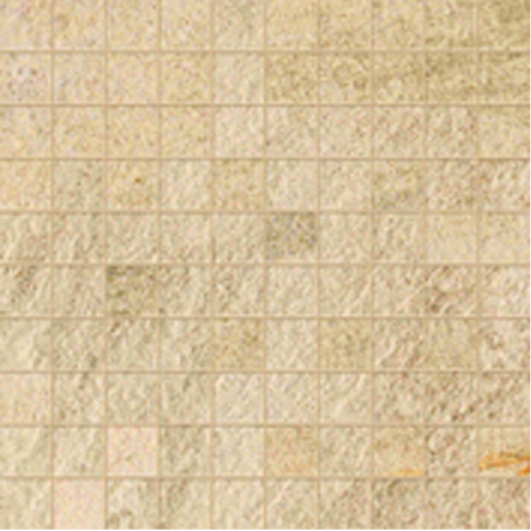 WALKS/1.0 BEIGE NATUREL RECTIFIE' MOSAIQUE 30X30 FLORIM - FLOOR GRES
