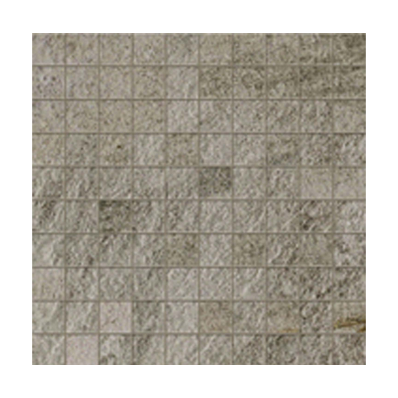 WALKS/1.0 GRAY NATUREL RECTIFIE' MOSAIQUE 30X30 FLORIM - FLOOR GRES