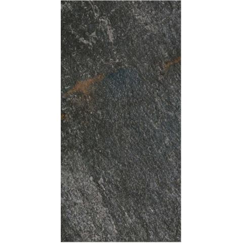 WALKS/1.0 BLACK NATUREL RECTIFIE' 60X120 - ép.10mm FLORIM - FLOOR GRES