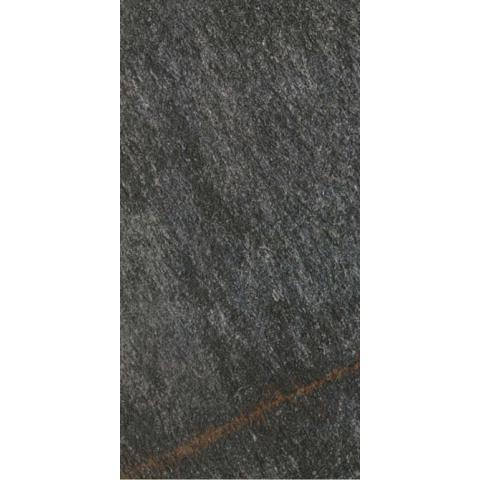 WALKS/1.0 BLACK NATUREL RECTIFIE' 40x80 FLORIM - FLOOR GRES