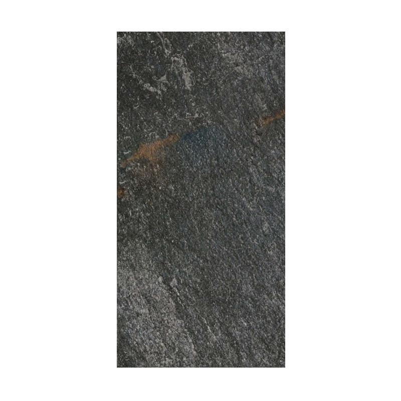 WALKS/1.0 BLACK NATUREL RECTIFIE' 30x60 - ép.10mm FLORIM - FLOOR GRES