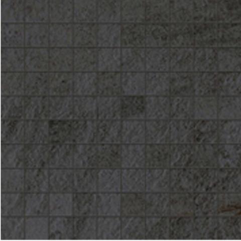 WALKS/1.0 BLACK NATUREL RECTIFIE' MOSAIQUE 30X30 R11 - ép.10mm FLORIM - FLOOR GRES