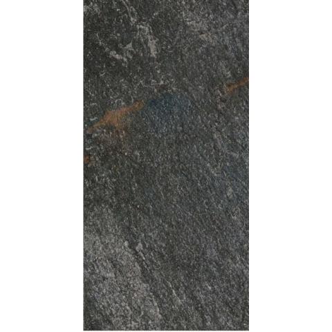 WALKS/1.0 BLACK SOFT RECTIFIE' 30x60 - ép.10mm FLORIM - FLOOR GRES