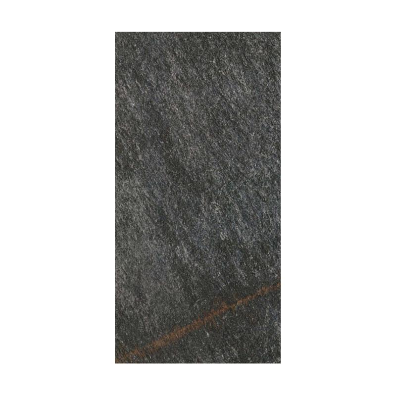 WALKS/1.0 BLACK SOFT RECTIFIE' 40x80 - ép.10mm FLORIM - FLOOR GRES