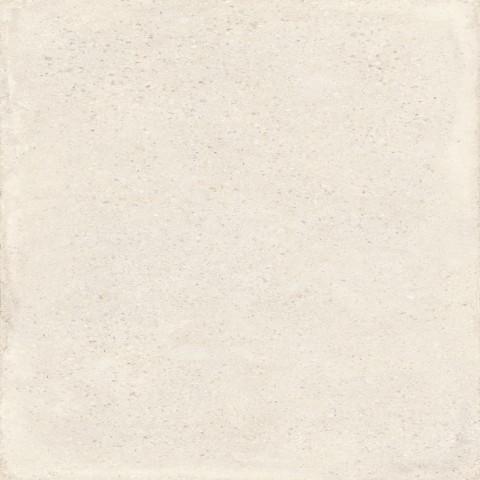 KONKRETE BIANCO - RECTIFIE' - 100X100 - ép.8.5mm CASTELVETRO CERAMICHE