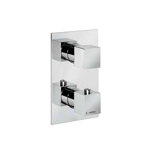 ERGO-Q Mitigeur thermostatique intégré pour douche