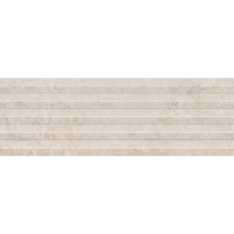 ALBA WALL - BLANCO STRUTTURA WALLTONE 3D 30X90 RECT. ép.10mm MARAZZI