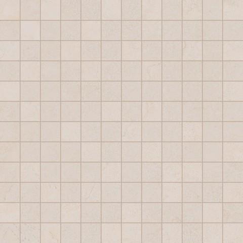 ALBA WALL - BLANCO MOSAICO 30X30 RECT. ép.10mm MARAZZI