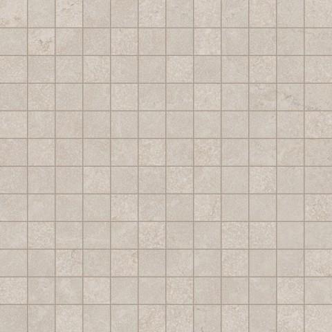 ALBA WALL - GREIGE MOSAICO 30X30 RECT. ép.10mm MARAZZI