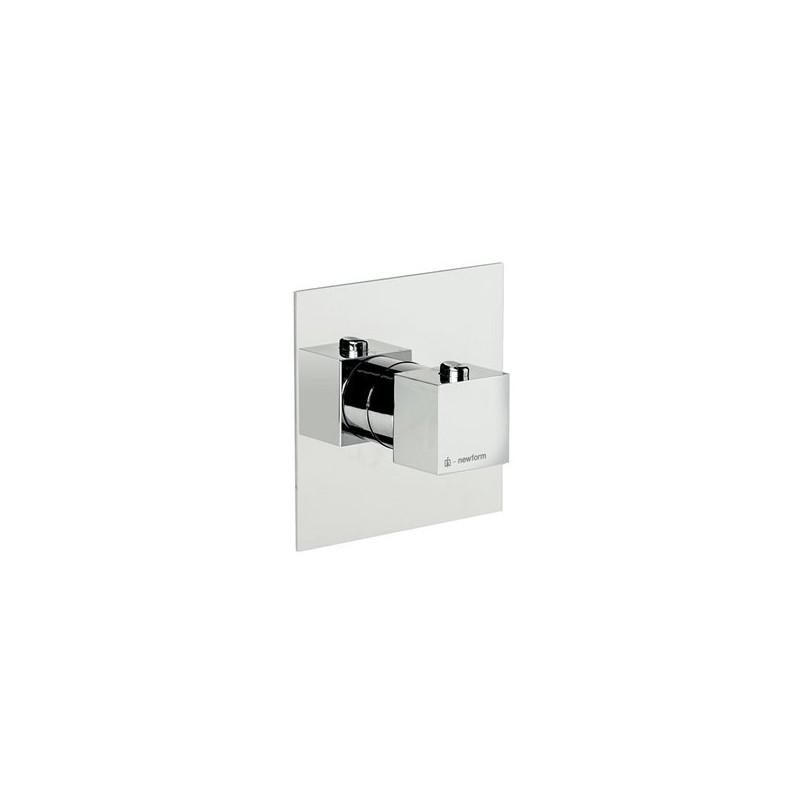 ERGO-Q Mitigeur thermostatique intégré pour douche NEWFORM