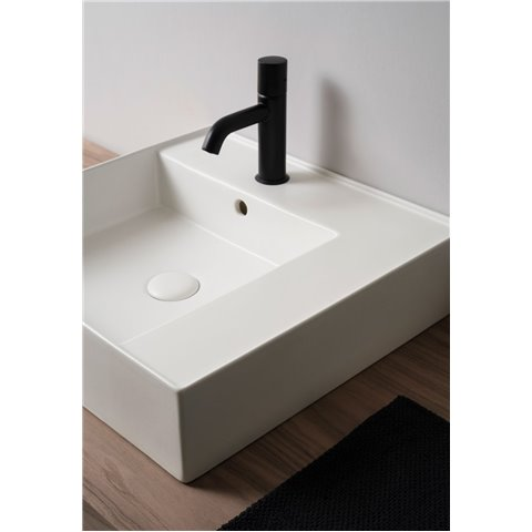 ENJOY LAVABO 50 RECTANGULAIRE A POSER SANITARI CIELO